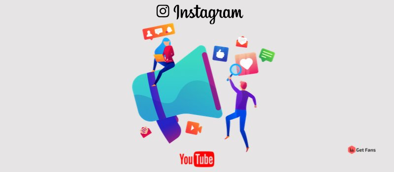 How to grow your youtube channel with instagram